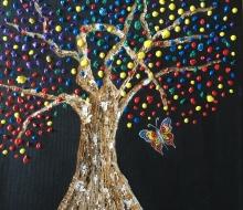 Rainbow-tree