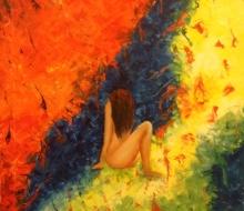 Vibrating Stillness